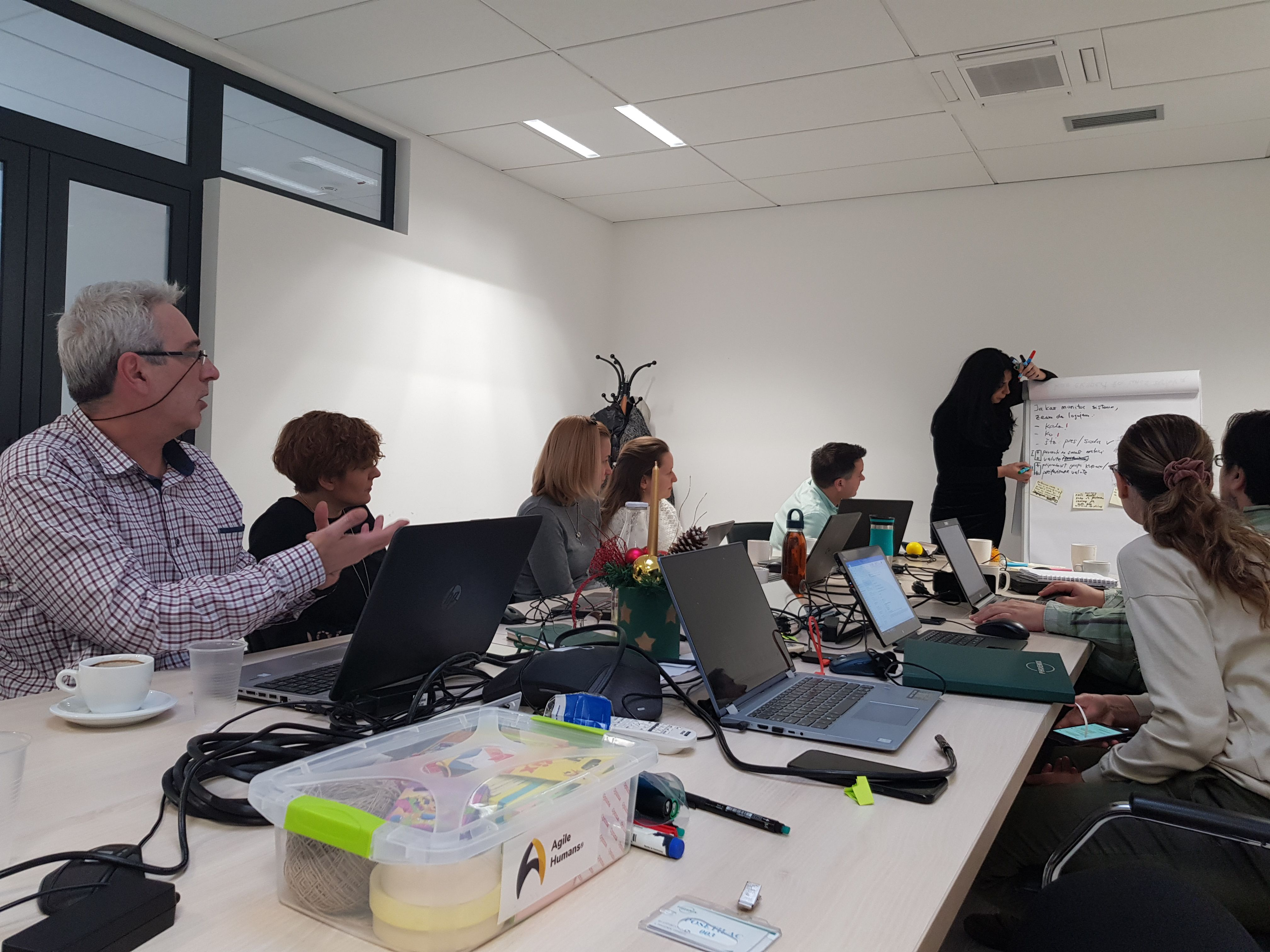 Agile Humans trening - Phoenix Pharma