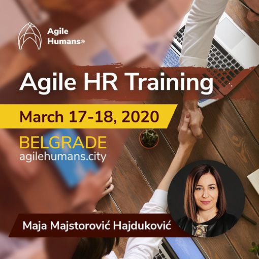 DEVELOP YOURSELF IN AGILE HR