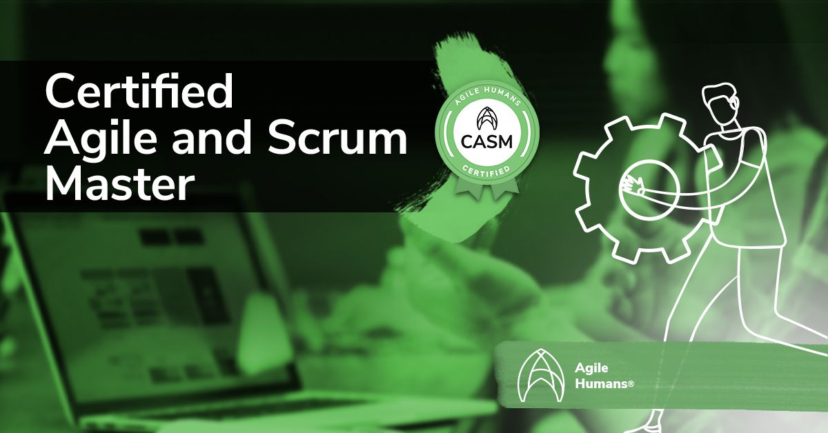 Certified Agile and Scrum Master trening