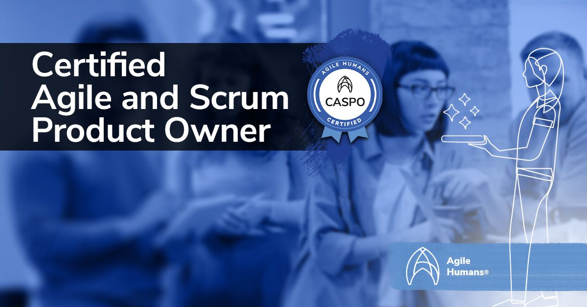 Certified Agile and Scrum Product Owner trening