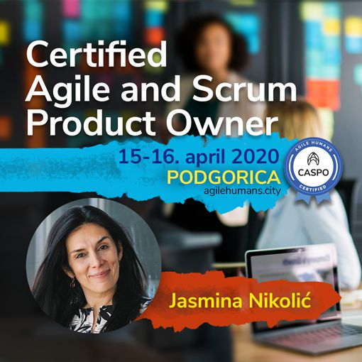 CERTIFIED AGILE AND SCRUM PRODUCT OWNER